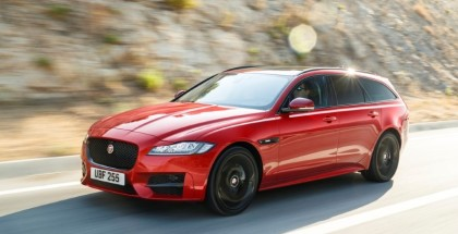 2018 Jaguar XF Sportbrake Explained