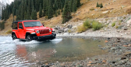 2018 Jeep Wrangler Drivetrain Options Explained