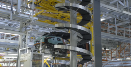 2018 Land Rover & Jaguar SUV Production Factory  (1)