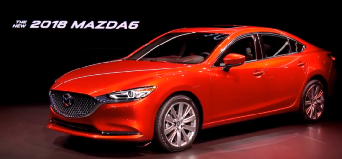2018 Mazda6 SKYACTIV-G Cylinder Deactivation Engine – Video