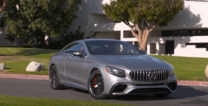 2018 Mercedes AMG S63 Coupe & S560 Cabriolet