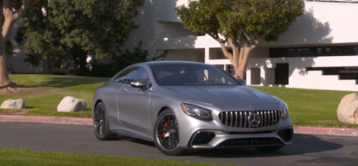 2018 Mercedes AMG S63 Coupe & S560 Cabriolet – Video