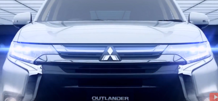 2018 Mitsubishi Outlander PHEV Features & Options – Video