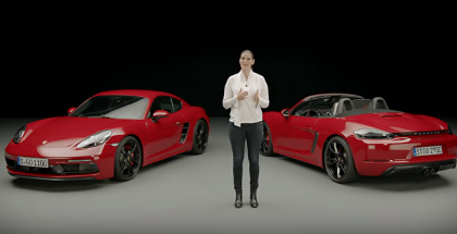 2018 Porsche 718 Boxster GTS and 718 Cayman GTS Explained