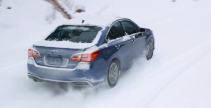 2018 Subaru Legacy AWD and Engine Explained