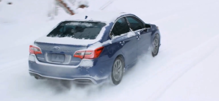 2018 Subaru Legacy AWD and Engine Explained – Video