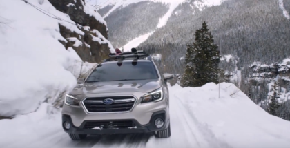 2018 Subaru Outback AWD and Engine Explained