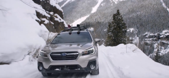2018 Subaru Outback AWD and Engine Explained – Video