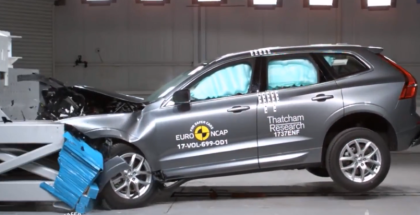2018 Volvo XC60 Crash Test Explained