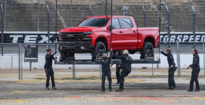 The all-new 2019 Chevrolet Silverado was introduced at an event celebrating the first 100 years of Chevy Trucks on Saturday, December 16 in Dallas, Texas. The 2019 Silverado 1500 is all new from the ground up and leverages Chevrolet's experience building more than 85 million dependable, long-lasting pickups.