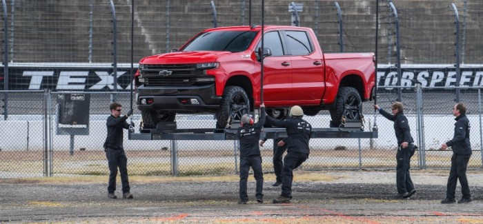 2019 Chevy Silverado Unveiling – Updated – Video