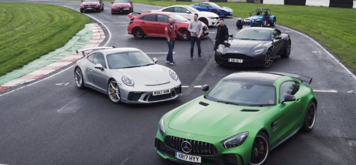Autocar Car of the Year 2017 – Video