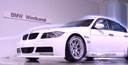 BMW 320si WTCC E90 Development  (1)
