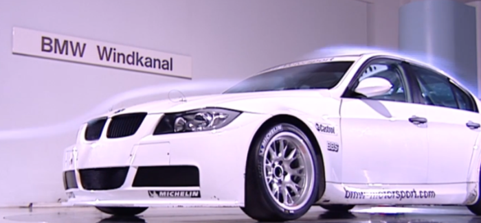 BMW 320si WTCC E90 Development – Video