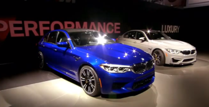 BMW At Los Angeles Auto Show 2017 (1)