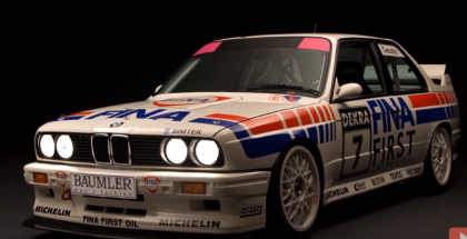 BMW M3 E30 Group A