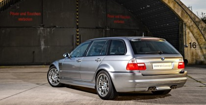 BMW M3 Touring Wagon Based On E46 Explained