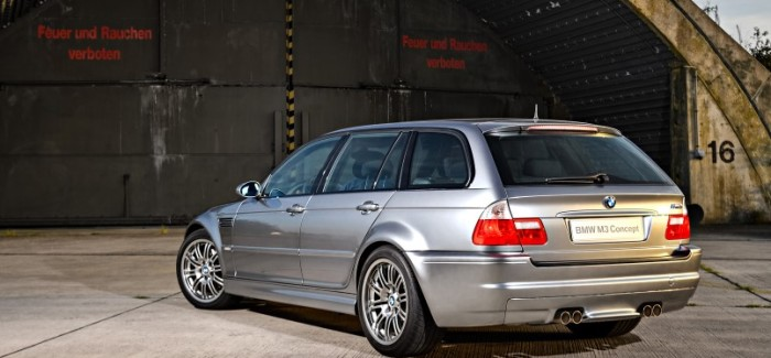 BMW M3 Touring Wagon Based On E46 Explained – Video