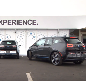 BMW i3 Gesture Control Self Parking (2)