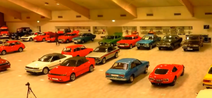 Classic Toyota Collection – Video