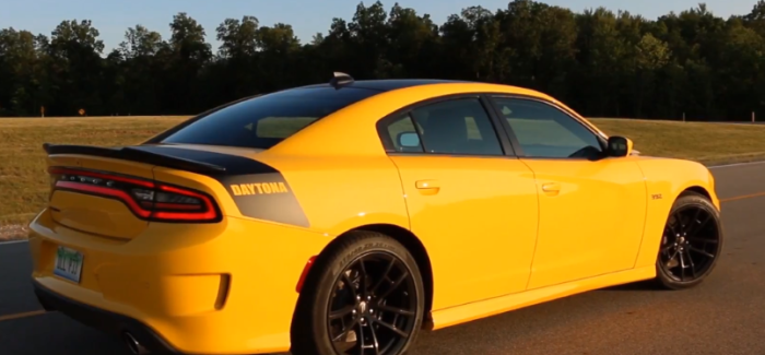 Dodge Charger Named One Of Strategic Vision's Most Loved Vehicles In America – Video