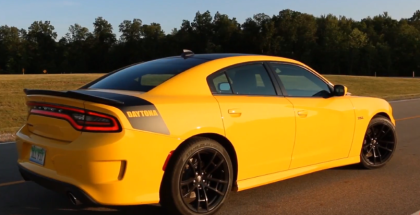 Dodge Charger Named One Of Strategic Vision's Most Loved Vehicles In America
