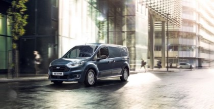 Ford today revealed the first details of the new Transit Connect and Transit Courier