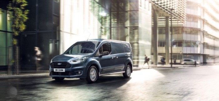 Ford today revealed the first details of the new Transit Connect and Transit Courier – Video