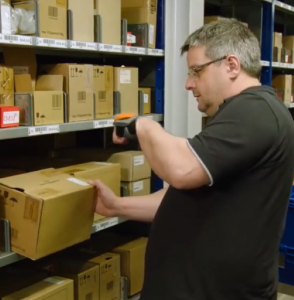 How BMW Inventories Their Parts At The Factory  (2)