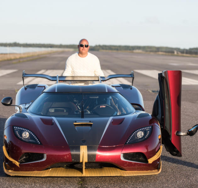 Koenigsegg Agera Rs Top Speed Production Car World Record