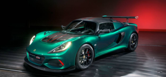 Lotus Exige Cup 430 Explained – Video