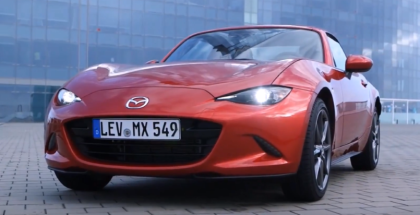 Mazda MX-5 Miata RF Performance Explained