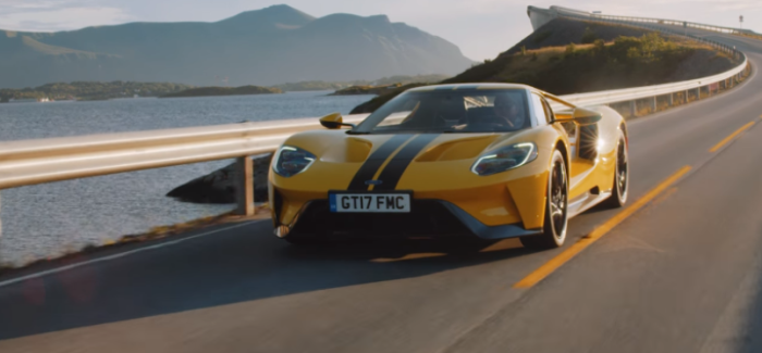 New Ford Gt Review Video