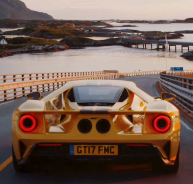 New Ford Gt Review