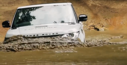 Range Rover Sport Off Road Capabilities