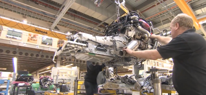 Rolls Royce Bespoke Production Factory – Video