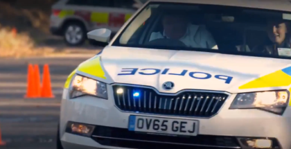 Skoda New Vehicle Lineup For Emergency Services - Police