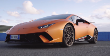 Top Gear Lamborghini Huracan Performante Chris Harris Review (1)