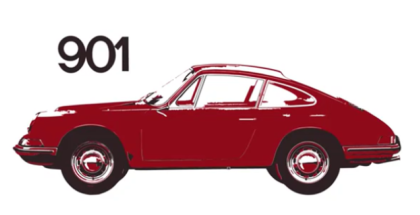 Why Was Porsche 901 Changed to 911 (1)