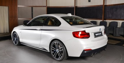 2018 BMW M240i Coupe with M Performance Body Kit (2)