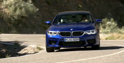 2018 BMW M5 M xDrive Explained