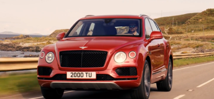 2018 Bentley Bentayga V8 Explained – Video