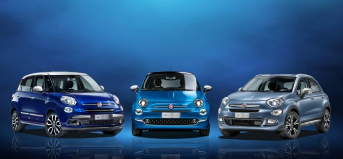 2018 Fiat 500 Mirror Family – Video