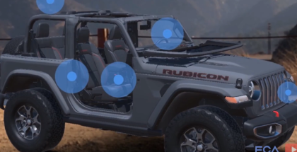 2018 Jeep Wrangler Adventure Reality App Explained