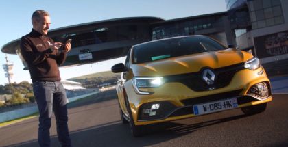 2018 Renault Megane RS - RS Monitor Expert Explained