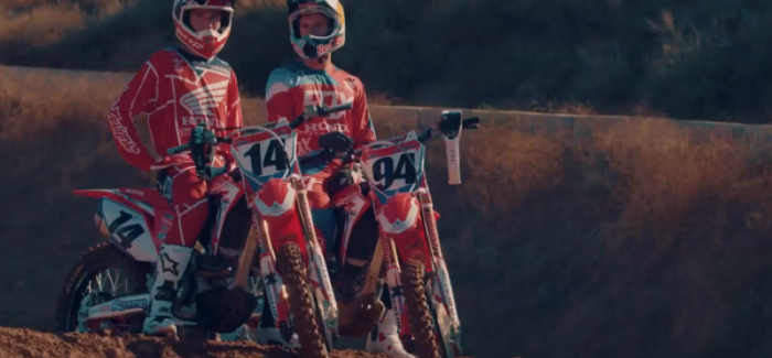 2018 Team Honda HRC – Video