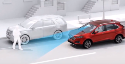 2019 Ford Edge Driver Assist Technologies  (1)