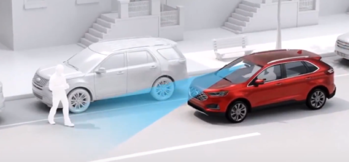 2019 Ford Edge Driver Assist Technologies – Video