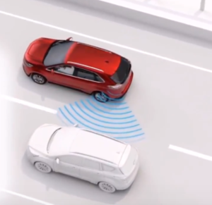 2019 Ford Edge Driver Assist Technologies  (2)