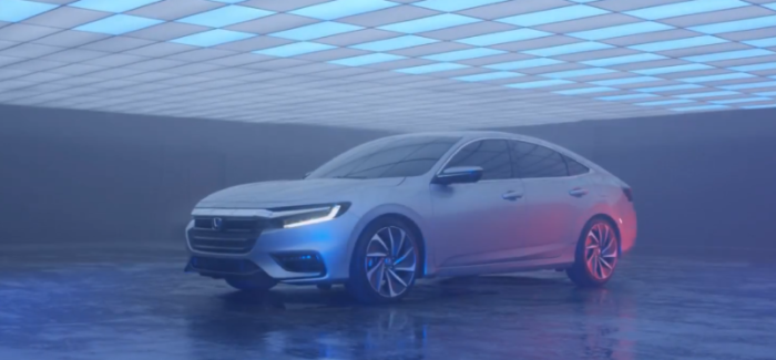 2019 Honda Insight Prototype – Video